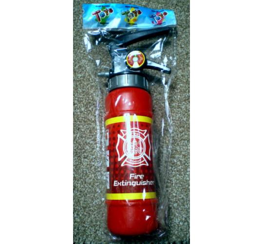 Halsall Bros. Toy Fire Extinguishers