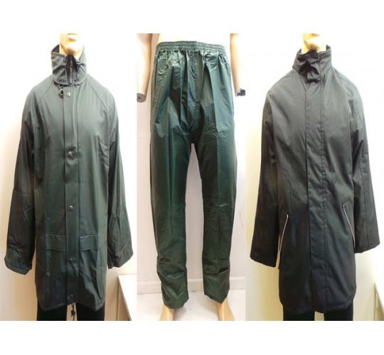 One Off Joblot of 19 Mens Mixed Waterproof Jackets & Trousers Range of Styles
