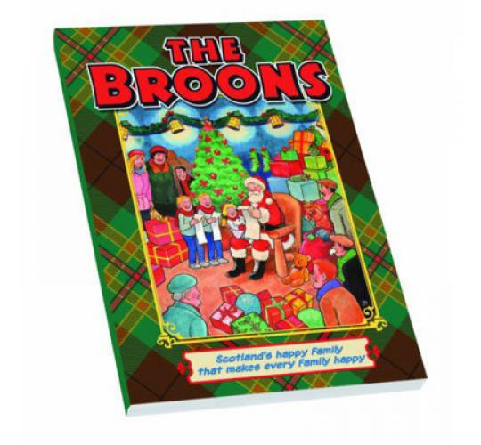 Wholesale Joblot of 500 Brand New The Broons Annual 2014 Book (Annuals 2014) Paperback