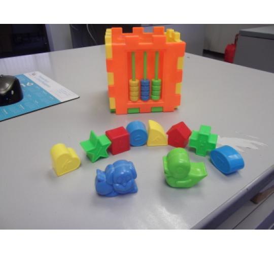 Children's Learning Block