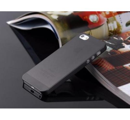 500 x Ultra Thin 0.3mm Slim Skin Hard Back Case Cover Black Matte For Apple iPhone 5s