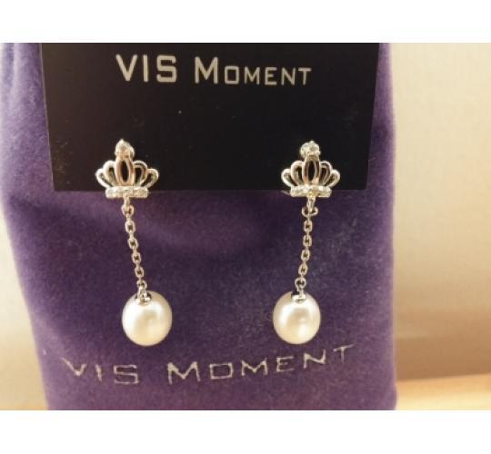 VIS Moment, Fiji - 41x Freshwater Pearl Earrings, RRP: £779