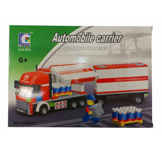 One Off Joblot of 15 Childrens Automobile Carrier Building Brick Sets