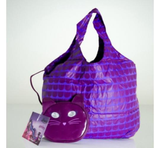 Katy Perry Purr Foldable Tote Bag