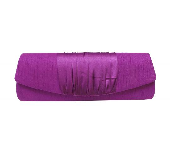 Wholesale Joblot of 100 Ex-Jacques Vert Ladies Purple Evening Clutch Bags