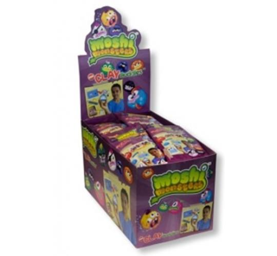 Moshi Claybuddies- Single Foil Packs