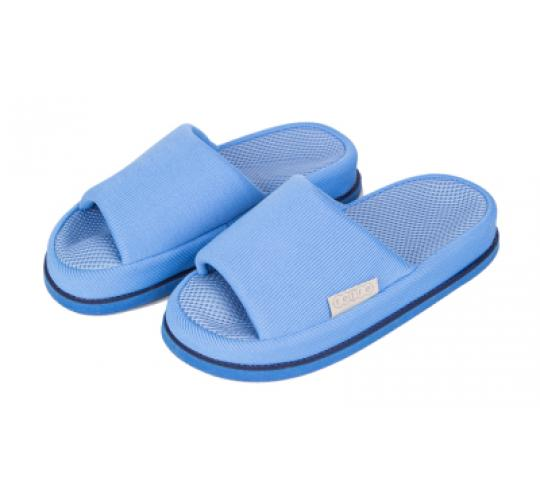 Japanese Massage Acupressure Female Slippers Refre BLUE COLOR