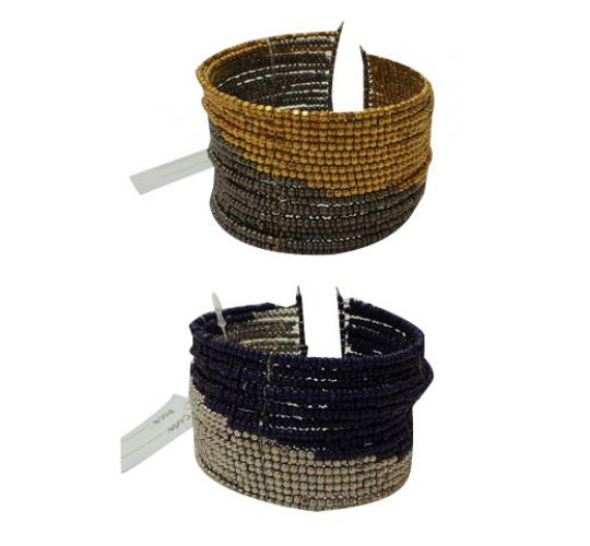 Wholesale Joblot of 30 Designsix Crombie Bracelets 2 Colours 11367