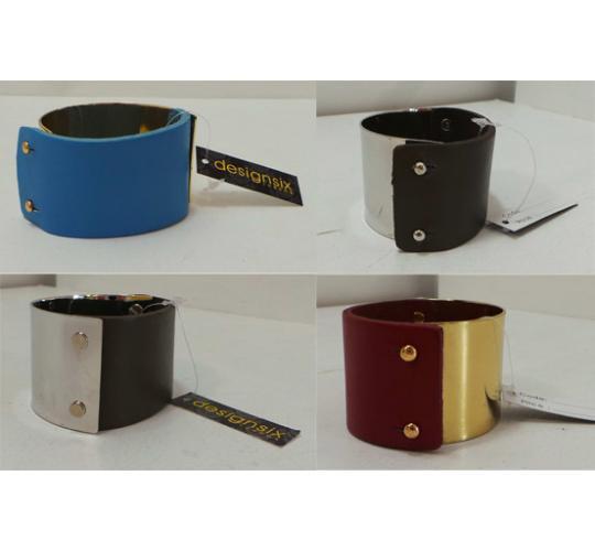 Wholesale Joblot of 30 Designsix Lyon Bracelets Mix of Colours 9938