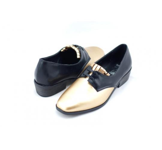 Designed Oxford loafers - Handmade