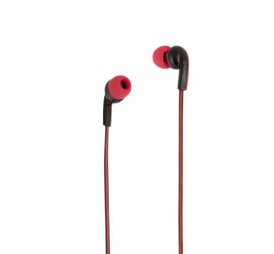 One Off Joblot of 25 Sports Earphones (Colour: RED)