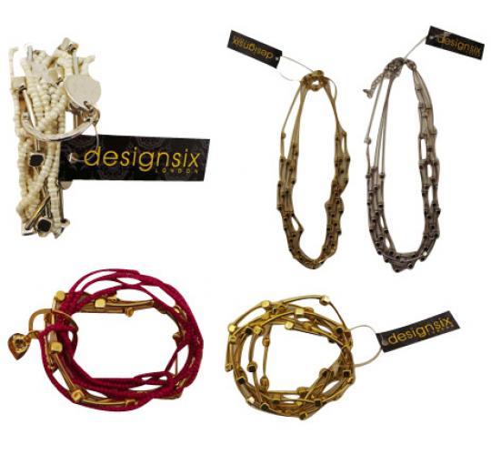 Wholesale Joblot of 30 Designsix Bently Bracelets/Necklaces
