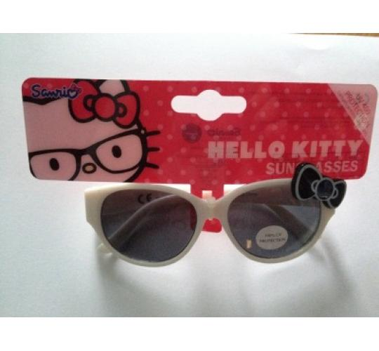 HELLO KITTY BOW SUNGLASSES ONE SIZE