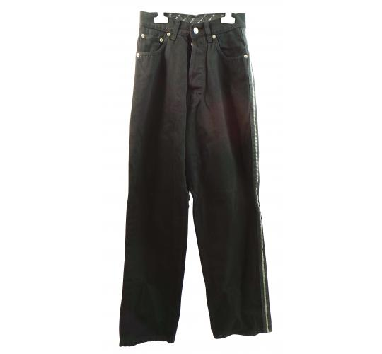 Wholesale Joblot of 10 Boys Berny's Grind Plate Skater Trousers Black