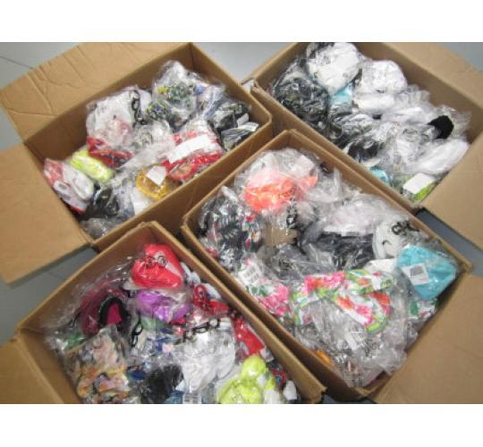Wholesale Joblot of 100 Designer Bikini Bottoms Swimwear