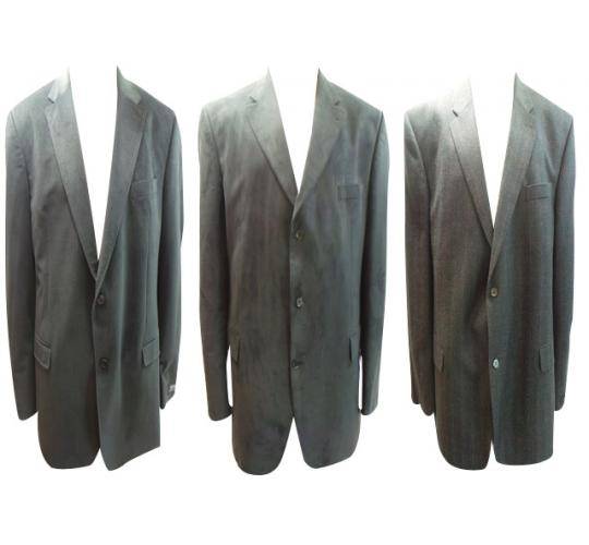 One Off Joblot of 6 Mens Premium Suit Blazer Jackets Various Styles/Brands
