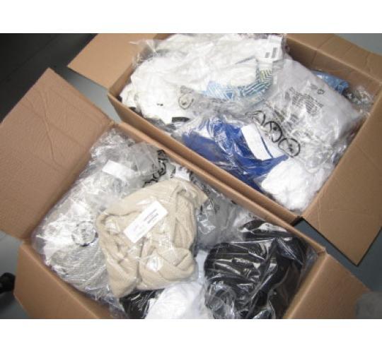 Wholesale Joblot of 50 Designer Branded Clothing