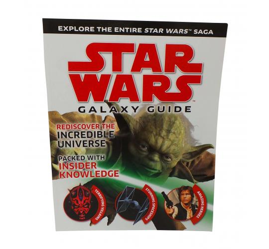 One Off Joblot of 35 Star Wars Galaxy Guides Facts For Fans Of All Ages