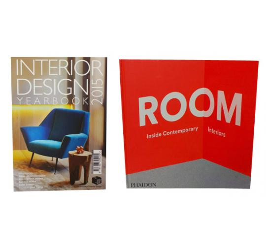 One Off Joblot of 21 Interior Design Books 2 Different Titles