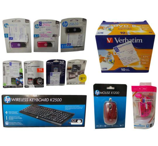 One Off Joblot of 95 Assorted Computer Items Mouses Keyboards USB SD Card