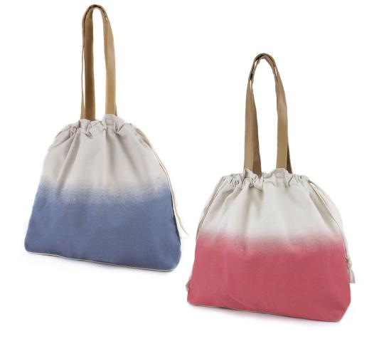 Wholesale Joblot of 24 Ombre Drawstring Bags- BB0879