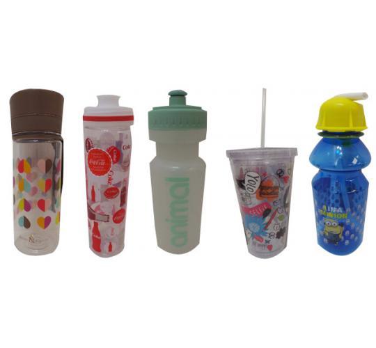 One Off Joblot of 81 Water Bottles & Slushymaker & Ice Cream Maker