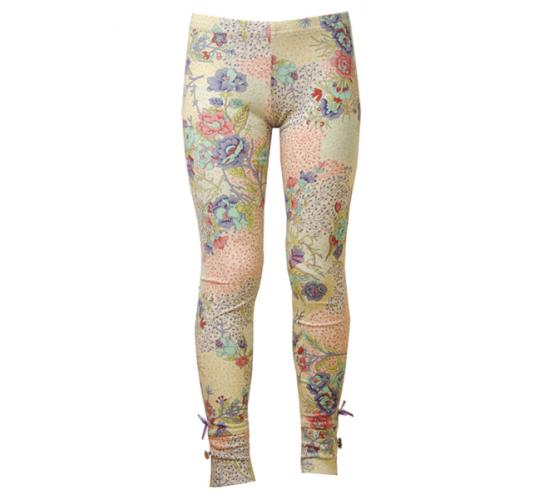 Joblot of 125 girls designer digital printed leggings sizes 2-12