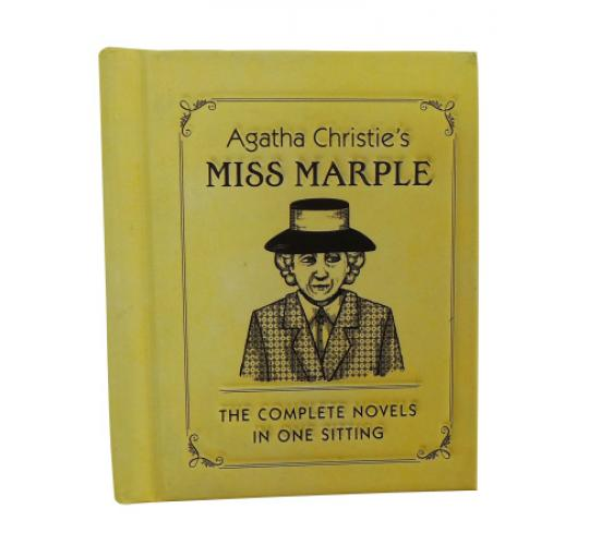 65 Agatha Christie's Miss Marple: The Complete Novels in One Sitting - RARE