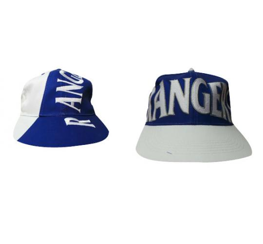 Wholesale Joblot of 50 Rangers Football Snapback Caps 2 Styles