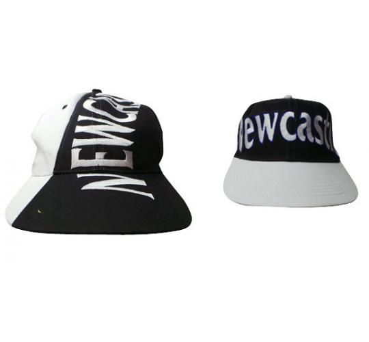 Wholesale Joblot of 50 Newcastle Football Snapback Caps 2 Styles