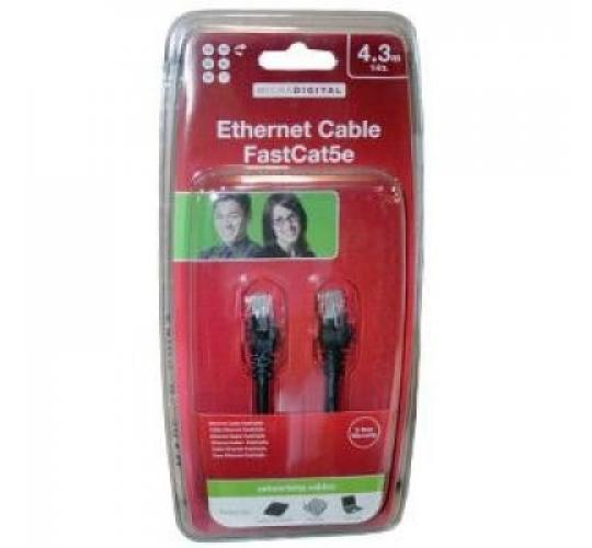 177 MicraDigital Ethernet Cables (2.1m/7ft) FastCat5e