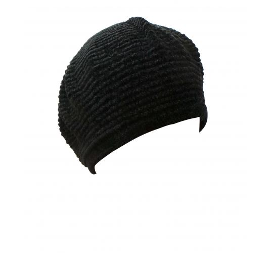 One Off Joblot of 56 Kangol Unisex Ribbed Black Beret Hats