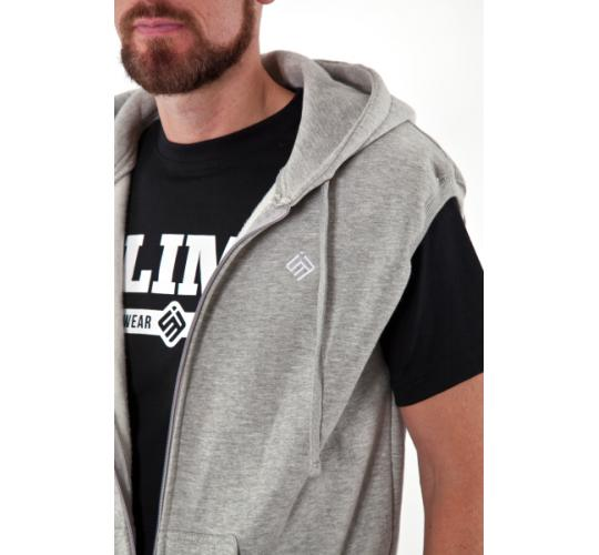 s/less hoody top