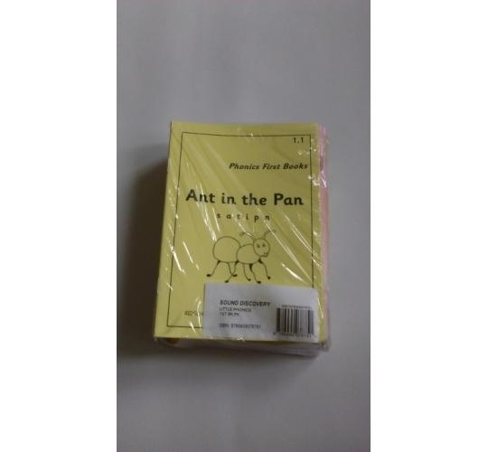 ANT IN THE PAN BOOKS 32PK