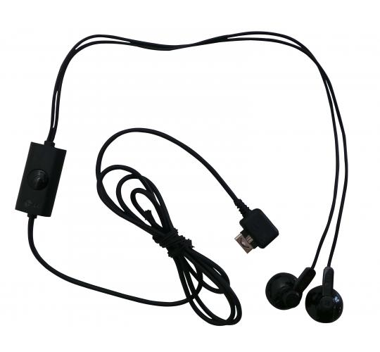 Wholesale Joblot of 50 LG Black Headphones Remote Handsfree SGEY0003719