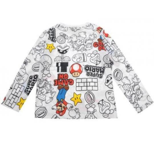 Joblot of Boys Nintendo Super Mario Tshirt