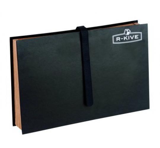 Fellowes Expanding Organiser - Black x 150 (9351701)