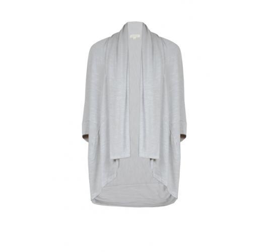 ecoSkin grey cardigan wraps