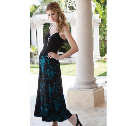 Ladies Maxi Skirt / Convertible Strapless Dress in Sizes XS-L