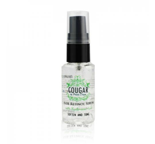 Cougar's Aloe Retinal Serum 30ml