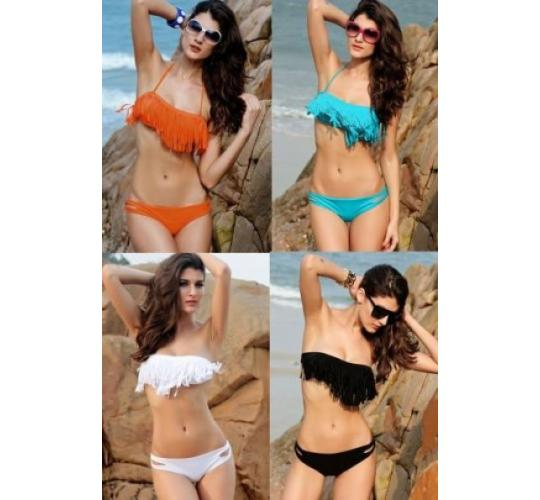 50 Mixed swimsuit bikinis, various colours and sizes