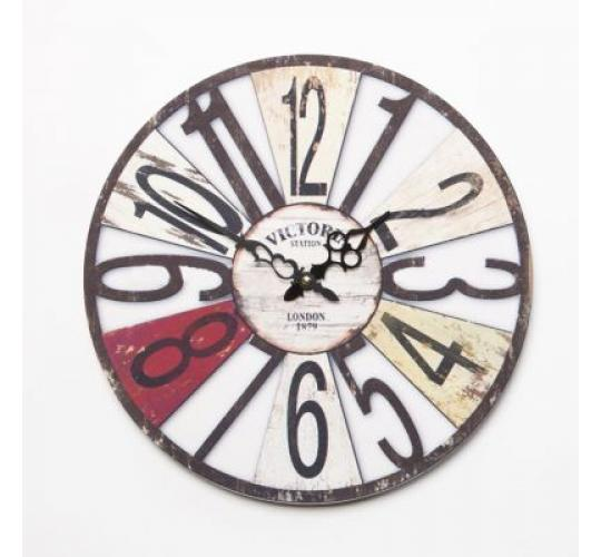 Wooden Wall Clocks - 30cm