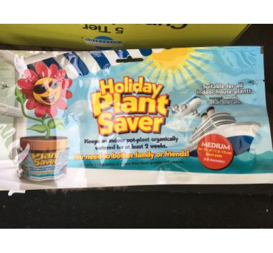 Holiday Plant Savers Holiday Indoor Plant Watering System Sachets