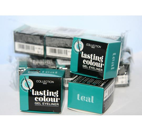 Wholesale Joblot of 90 Collection 2000 Long Lasting Colour Gel Eyeliners