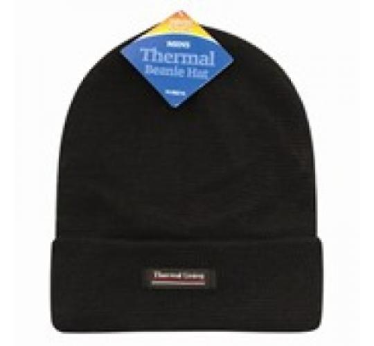 Thermal Beanie & Gloves Set - One Off Job Lot Sale - Stock Clearance - New Items