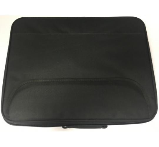 """19"""" Unbranded Black Laptop Case"""