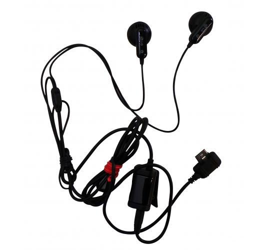 One Off Joblot of 60 LG SGEY0005546 Black Headphones Stereo Headset