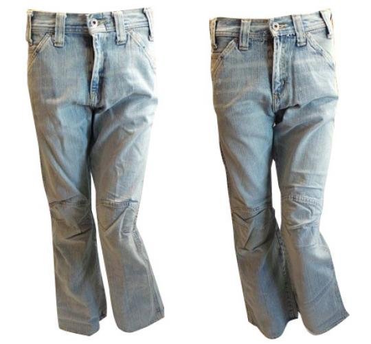 One Off Joblot of 4 Mens G-Star Raw Washed Comwood Jeans Sizes 28 & 31 Waist