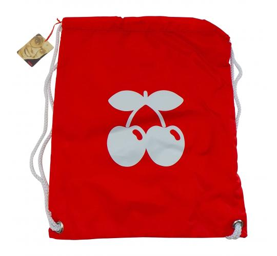 One Off Joblot of 9 Ladies Pacha Ibiza Red Cherry Gym Bags