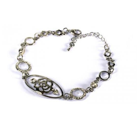 Joblot of 9 lines Assorted Metal Fashion Bracelets